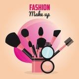 Fashion make up Stock Photos