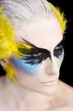 Fashion Makeup Stock Photo