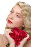 Fashion makeup Royalty Free Stock Photo
