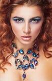 Fashion makeup Stock Images