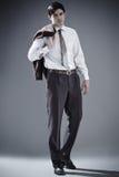 Fashion Male royalty free stock photos