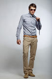 Fashion Male Stock Photo