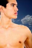 Fashion male body Stock Photos