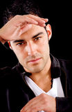 Fashion male portrait Royalty Free Stock Photography