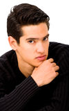 Fashion male portrait Royalty Free Stock Image