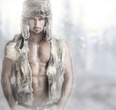 Fashion male Royalty Free Stock Photo