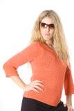 Fashion mamma Royalty Free Stock Image