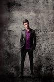 Fashion man Royalty Free Stock Photography