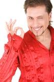 fashion man Стоковая Фотография RF