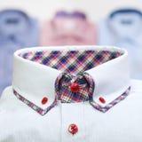 Fashion man business shirt Stock Photography