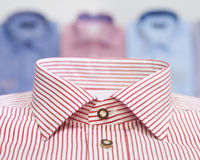 Fashion man business shirt Royalty Free Stock Images