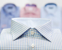 Fashion man business shirt Stock Photos