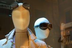 Fashion mannequin. Luxury shopping glamur Stock Photography