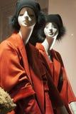 Fashion mannequin. Luxury shopping glamur Stock Photos