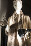 Fashion mannequin retail display. Fashim mannequin retail display sale royalty free stock images