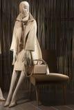 Fashion mannequin retail display. Fashim mannequin retail display sale stock images