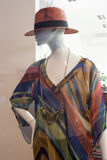 Fashion mannequin  showcase display shopping retail Royalty Free Stock Photo
