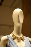 Fashion mannequin for a women clothes boutique Stock Photo