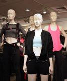 Fashion Mannequins Royalty Free Stock Photos