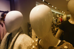 Fashion mannequins Royalty Free Stock Images