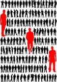 Fashion men. Work Stock Images