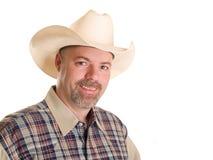 Fashion - men - cowboy Stock Photos
