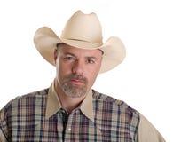Fashion - men - cowboy Stock Images
