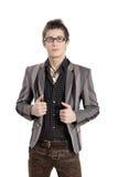 Fashion men pants Royalty Free Stock Images