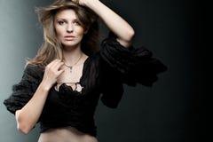 Fashion model. stock images