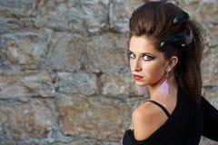 Fashion model Stock Image