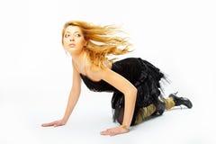 Fashion Model Stock Photo