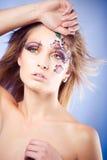 Fashion model Royalty Free Stock Photos