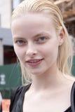 Fashion model Beauty portrait Royalty Free Stock Image