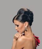 Fashion Model Girl Stock Photography