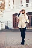 Fashion model plus size Royalty Free Stock Photography