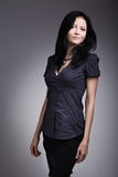 Fashion model portrait Royalty Free Stock Photo