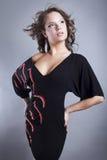Fashion model posing Royalty Free Stock Photography