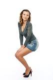 Fashion model posing Stock Photos
