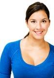 Fashion model smiling Stock Photo