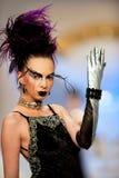 Fashion model wears clothes by Catalin Botezatu Stock Photo