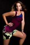 Fashion Model Woman Royalty Free Stock Photography