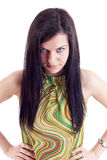 Fashion model woman Stock Photos