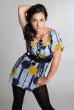 Fashion Model Woman Stock Photo