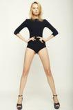 Fashion model woman Stock Image