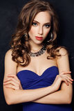 Fashion Model Woman Royalty Free Stock Photo