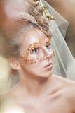 Fashion modelo adolescente Imagenes de archivo