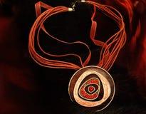 Fashion necklace Royalty Free Stock Photos