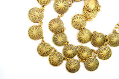 Fashion necklaces Royalty Free Stock Photography