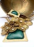 Fashion necklaces Royalty Free Stock Photo