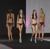 Fashion parade Stock Photo
